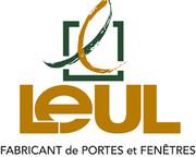 Logo de Leul, fabricant de portes et fenêtres