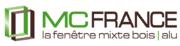 Logo de MC France, la fenêtre mixte bois aluminium